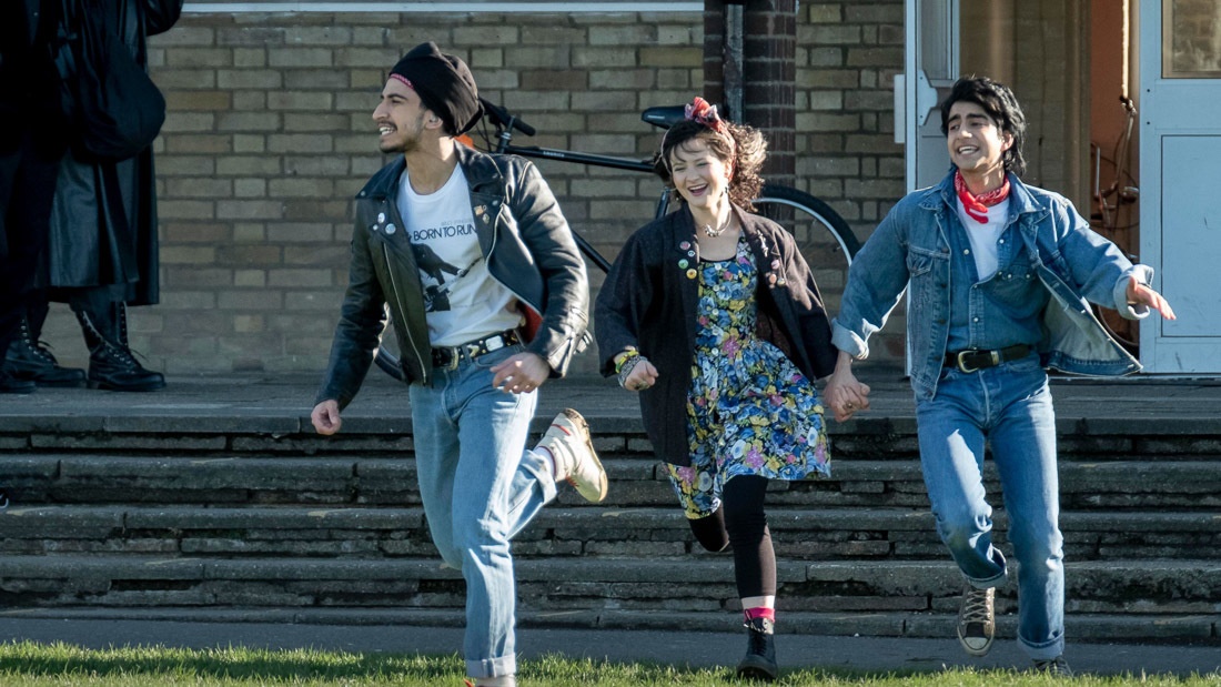 Blinded by the Light - Still 1